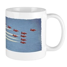 red arrows Mugs