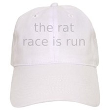 The rat race is run Baseball Cap