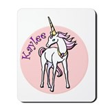 Kaylee Unicorn Mousepad