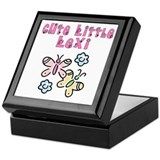 Cute Little Lexi Keepsake Box