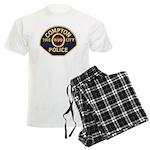 Compton CA Police Men's Light Pajamas