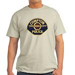 Compton CA Police Light T-Shirt