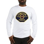 Compton CA Police Long Sleeve T-Shirt