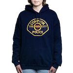 Compton CA Police Hooded Sweatshirt