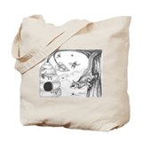 Cute Pens Tote Bag