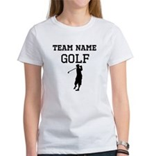 (Team Name) Golf T-Shirt