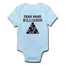 (Team Name) Billiards Body Suit