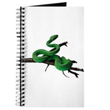 Green Tree Python Journal