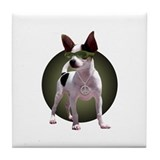 Cool Chihuahua Tile Coaster