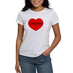 I Love My Pastor Women's T-Shirt
