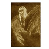 Angel Glow Postcards (Package of 8)