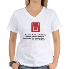 Psychologist Glass Shirt