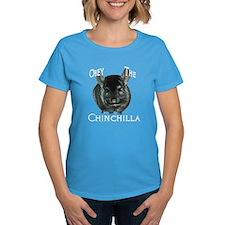 Chinchilla Obey Tee