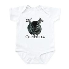 Chinchilla Obey Infant Bodysuit