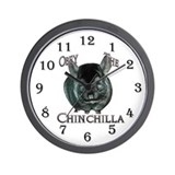 Chinchilla Obey Wall Clock