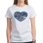 My Heart, Mind & Soul Women's T-Shirt
