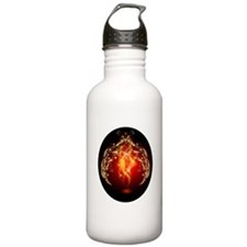 Clothing Flame Water Bottle