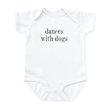 Dances with Dogs Infant Bodysuit