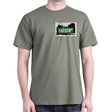 Marion Av, Bronx, NYC T-Shirt