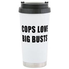 Cute Cop Travel Mug