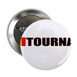 "Tournai, Belgium 2.25"" Button (100 pack)"