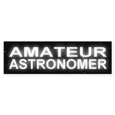 Amateur Astronomer