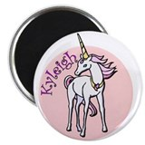 Kyleigh Unicorn Magnet