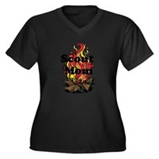 Scout Mom Plus Size T-Shirt