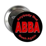 Anybody But Bush Again Button (100 pack)