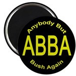 Anybody But Bush Again Magnet (10 pack)