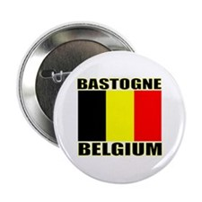 "Bastogne, Belgium 2.25"" Button (10 pack)"