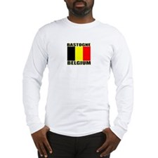 Bastogne, Belgium Long Sleeve T-Shirt