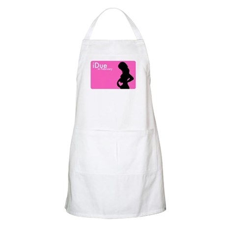iDue February BBQ Apron