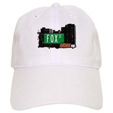 Fox St, Bronx, NYC Baseball Cap