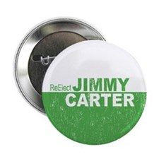 "Re-Elect Jimmy Carter 2.25"" Button"