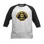 Mendocino County Sheriff Kids Baseball Jersey