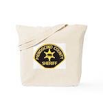 Mendocino County Sheriff Tote Bag