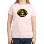 Mendocino County Sheriff Women's Light T-Shirt