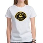 Mendocino County Sheriff Women's T-Shirt