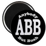 Anybody But Bush Magnet (10 pack)