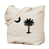 South Carolina Palmetto Tote Bag