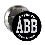 Anybody But Bush Pin / Button (100 pack)