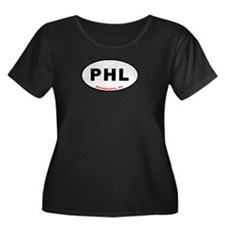 Philadephia Oval T-shirts T
