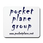 Pocket Plane Mousepad
