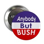 Anybody But Bush Button (100 pack)