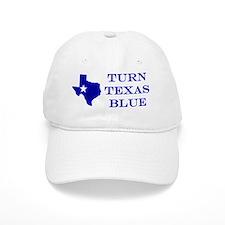 Turn Texas Blue Baseball Cap