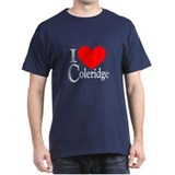 I Love Coleridge T-Shirt