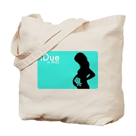 iDue May Tote Bag