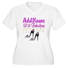 50TH SHOE QUEEN T-Shirt