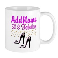 50TH SHOE QUEEN Mug